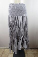 Cocktail Long Solid Skirts for Women