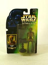 Star Wars Green Card Holo POTF2 EV-9D9 MOC