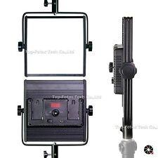 Metal shell 60W Bi-color 3200-5600K High CRI 600 LED Lithium for Camera Light