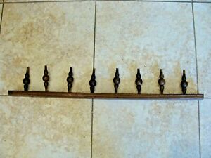 Vintage Finial Vintage Wood Spindles Architectural Salvage Salvaged Wood Old Spindle Farmhouse Decor Vintage Spindle Wood Salvage