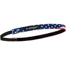 "Halo Headband 1/2"" Wide Hairband - USA Flag"