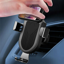 Qi Auto Ladegerät Wireless Charger Schnelle Ladestation F. Samsung S8 S9 S10 S20