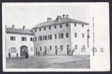 NOVARA CASALVOLONE 06 Frazione PISNENGO - PALAZZO VOLI Cartolina viaggiata 1928