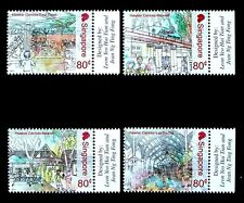 Singapore Stamps 2011 Hawker Centres 熟食中心