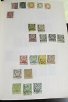 Turkey Stamp Collection in Album Loaded