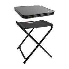 Companion Brands Roman Side Table and Folding Stool - ROM17123 - New