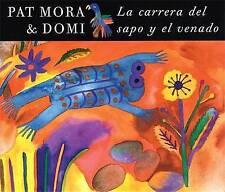 NEW La carrera del sapo y el venado by Pat Mora