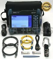EXFO FTB-1 FTB-860 NetBlazer 1G Gigabit Optical Ethernet Tester