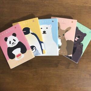 "Shirokuma Cafe vol. 1-5 Japanese language Comics Complete Set ""polar bear"" USED"