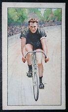 British Cycling Champion   Southall    Original Vintage 1930's Card VGC