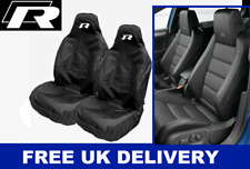 Ford Focus extra pesados protectores de cubiertas de asiento de coche X2//Impermeable