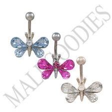 Crystal Navel Piercing Jewelry