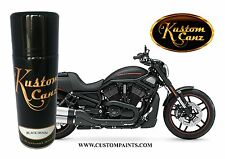 HARLEY DAVIDSON BLACK DENIM 400ml AEROSOL CAN Custom Paint, Motorcycle,