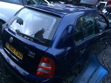 SKODA FABIA 1.4 2002 BREAKING FOR PARTS LISTING FOR WHEEL NUT BLUE