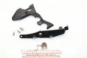 18-21 Kawasaki Ninja 400 Oem Right Rearset Rear Set Driver Foot Peg Bracket A6
