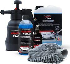 Platinum Amazing Foam Set ? Autoreiniger und Autopflege + 3l Kanister