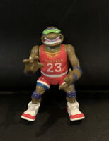 TMNT Ninja Turtles Dunkin Donatello Basketball Michael Jordan Chicago Bulls NBA