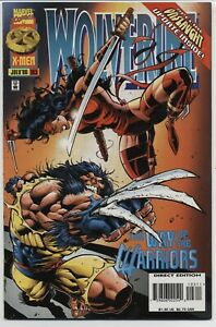 Wolverine #103 July 1996, The Way of the Warriors, Direct Edition