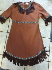 Ladies Indian Squaw Costume