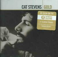 CAT STEVENS - GOLD USED - VERY GOOD CD
