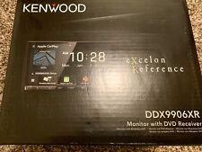 New listing Brand New In Box Kenwood Ddx9906Xr Wireless Carplay Android Auto Dvd Bt Dbl Din