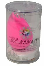 The Original Beauty Blender with mini blendercleanser Solid Wet Squeeze Bounce