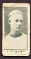 1924-25 V145-2 William Patterson # 56 Albert Holway St Patrick