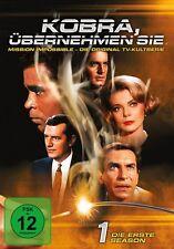 7 DVDs *  KOBRA , ÜBERNEHMEN SIE! - STAFFEL / SEASON 1 - MB  # NEU OVP +