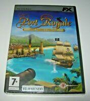 Port Royale PC (edición española precintado)