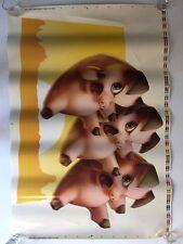 Disney Bust A Moo Piglets Peel Sticker Giant Wall Decal Vinyl Art Decoration