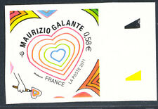 FRANCE AUTOADHESIF N° 510 M. GALANTE, 0,58€, TRES BEAU, neuf xx.BORD DE FEUILLE