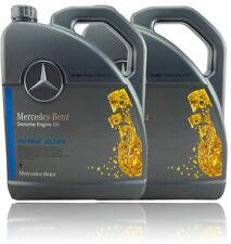 10 Liter Motoröl MB 229.5 5W-40 5W40 Motorenöl Original Mercedes Benz