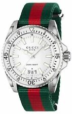 Gucci Men's Adult Swiss Made Wristwatches