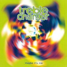 TREBLE CHARGER - Maybe It's Me (CD 1997) USA First Edition EXC 90s Alternative