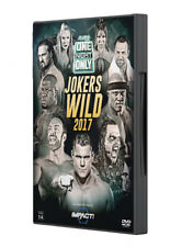 Official TNA / GFW: Impact Wrestling One Night Only: Jokers Wild 2017 Event DVD