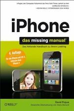 iPhone / das missing manual /von David Pogue