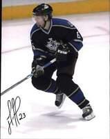 Jamie Heward signed NHL hockey 8x10 photo W/Cert Autographed A0002