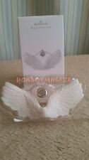 Hallmark 2011 Angel Wings Christmas Ornament
