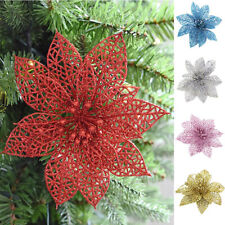 Christmas Wreath Artificial Hollow Wedding Party Home Decoration Flowers Head