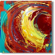 Wandbild Original Abstrakt Gemälde 40 x 40 Unikat 960