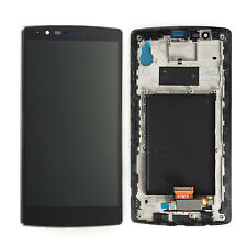 LCD Display Screen Touch Digitizer Assembly + Frame Replacement For LG G4 H815
