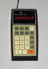 Texas Instruments Sr-10 Vintage Electronic Slide Rule Calculator - Works Great!