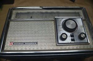 NATIONAL PANASONIC TRANSISTOR RADIO MODEL R441B