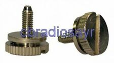 4mm Side Screws for CB Radios Pack of Two