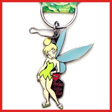 Disney TinkerBell Key Chain Enamel Metal Key Holder