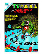 TV Mundial  No.154   : 1969 :   : Mexican Copy! :   : Great Sci-Fi Cover! :