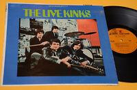 THE KINKS LP LIVE ORIG USA