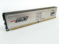PNY 64A0TJTHE8G17 2GB Kit (2x1GB) PC2-6400 DDR2-800 240-Pin Desktop RAM