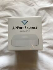 Apple AirPort Express 2 Port Wireless Router (MC414B/A)