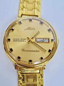 Mido Commander Ocean Star datoday - Automatic wristwatch- Men's
